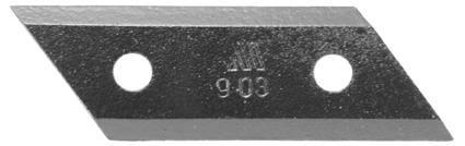 AL-KO komposztaprító kés H1600 ; H1800