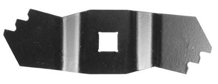 AL-KO Comfort 32 VE , 32 VLE , 38 VLE Talajlazító kés (1 garn. = 32V 6db , 38V 7db)