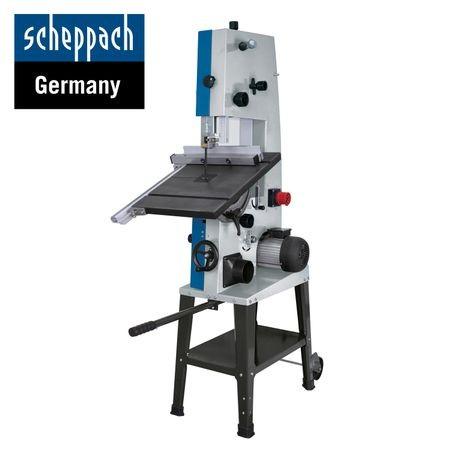 Scheppach BASA 3 szalagfűrész állvánnyal
