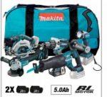 Makita DLX5034T akkus szett 18V Li-ion